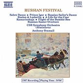 Russian Festival by Various Artists