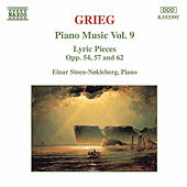 Piano Music Vol. 9 by Edvard Grieg