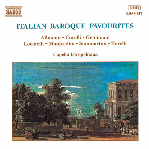 Italian Baroque Favorites by Various Artists