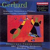 Gerhard: Homenaje a Pedrell - Harpsichord Concerto by Various Artists