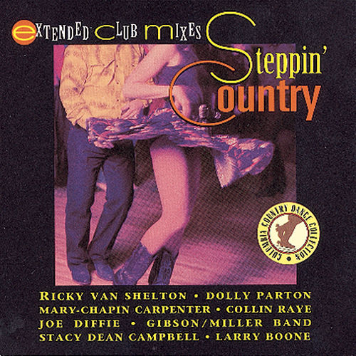 Steppin' Country by Various Artists