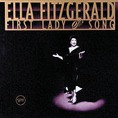 First Lady Of Song (Verve) by Ella Fitzgerald