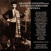 Grandes Cantantes en el Teatro San Fernando de Sevilla by Various Artists
