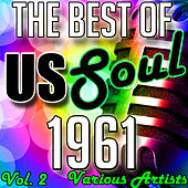 The Best of Us Soul 1961: Vol. 2 von Various Artists