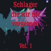 Schlager die wir nie vergessen, Vol. 1 by Various Artists