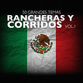 50 Grandes Temas Rancheras y Corridos Vol. 1 by Various Artists