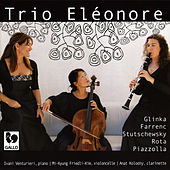 Glinka, Farrenc, Stutschewsky, Rota & Piazzolla by Trio Eléonore