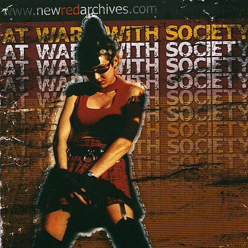 At War With Society by Various Artists