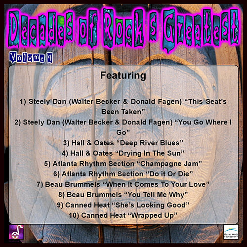 Decades of Rock's Greatest , Vol. 4 by Various Artists