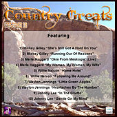 Country Greats, Vol. 10 by Various Artists