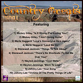 Country Greats , Vol. 8 by Various Artists