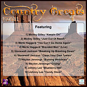 Country Greats ,Vol 1 by Various Artists