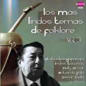 Los Mas Lindos Temas de Folklore Vol. 3 by Various Artists
