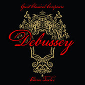 Great Classical Composers: Debussey, Vol. 12 by