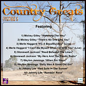 Country Greats, Vol. 6 by Various Artists