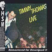 Timmy Thomas Live by Timmy Thomas
