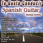 Te Gusta Conducir   Guitarra Española by Various Artists