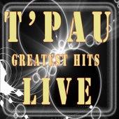 Greatest Hits Live by T'Pau