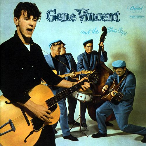 Gene Vincent & His Blue Caps by Gene Vincent