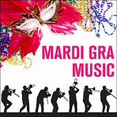 Mardi Gra Music by Various Artists