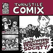 Turnstile Comix #2 von The World/Inferno Friendship Society