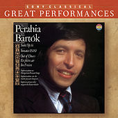 Bartók: Sonata; Improvisations on Hungarian Peasant Songs; Suite; Out of Doors; Sonata for Two Pianos and Percussion [Great Performances] by Murray Perahia