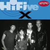 Rhino Hi-Five: X by X