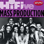 Rhino Hi-Five: Mass Production by Mass Production