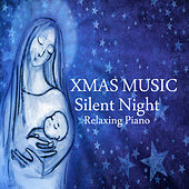 Xmas Music: Silent Night Relaxing Piano by The O'Neill Brothers Group