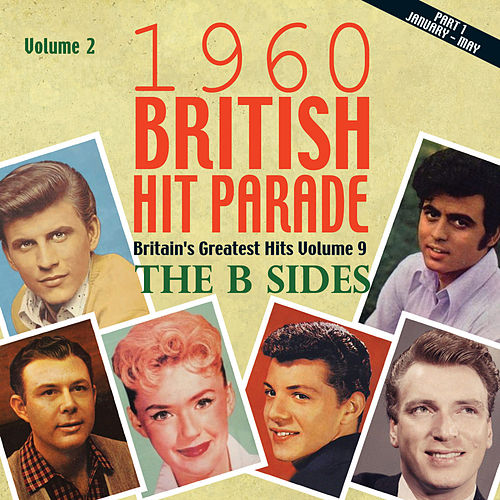 The 1960 British Hit Parade: The B Sides, Pt. 1 Vol. 2 by Various Artists