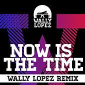 Now Is The Time feat. Jasmine V (Wally Lopez Remix) by Wally Lopez