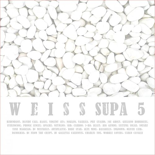 Weiss Supa 5 by Various Artists