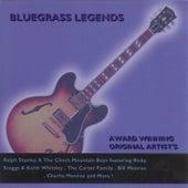 Bluegrass Legends by Various Artists
