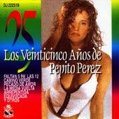 Los Veinticinco Años De Pepito Perez by Pepito Perez