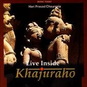 Live Inside Khajuraho Volume 2 by Pandit Hariprasad Chaurasia