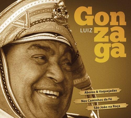 Aboios & Vaquejadas, Nos Caminhos da Fé e São João Na Roça by Luiz Gonzaga