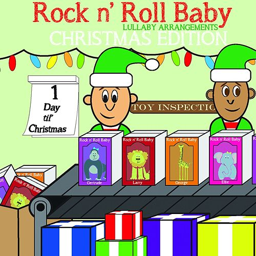 Christmas Edition Lullaby Arrangements by Rock N' Roll Baby Lullaby Ensemble