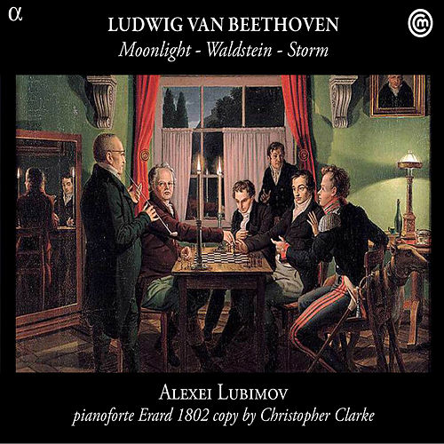 Beethoven: Moonlight, Waldstein & Storm by Alexei Lubimov