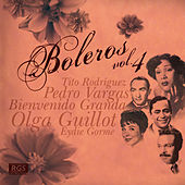Boleros Vol. 4 by Various Artists