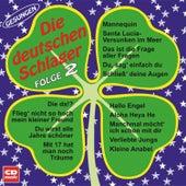 Die deutschen Schlager Folge 2 by Various Artists
