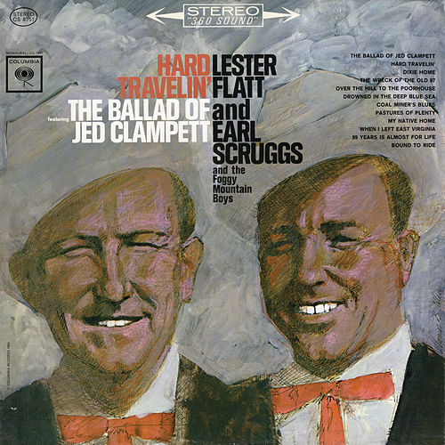 Hard Travelin' by Lester Flatt