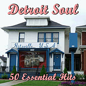 Detroit Soul: 50 Essential Hits von Various Artists