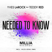 Needed to Know (Vocal Mixes) by Yves Larock