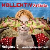 Kollektiv Artists, Vol. 1 by Various Artists