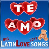 Te Amo! Big Latin Love Songs 2013 (Bachata, Urban Latin, Merengue, Reggaeton, Tropical) by Various Artists