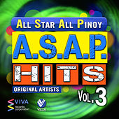 A.S.A.P. All Star All Pinoy Hits Vol. 3 by Various Artists