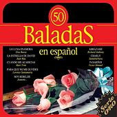 50 Baladas en Español, Vol. 1 (Serie Oro) by Various Artists