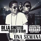 Una Semana (feat. Guelo Star) by De La Ghetto