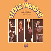 Stevie Wonder Live by Stevie Wonder
