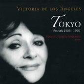 Tokyo. Recitals 1988 - 1990 by Manuel García Morante